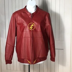 THE FLASH-exclusive hot topic collection jacket xl